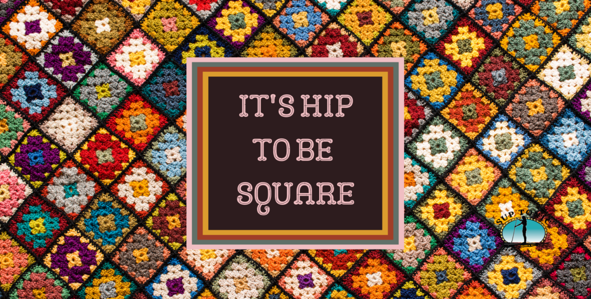 It's Hip To Be Square!