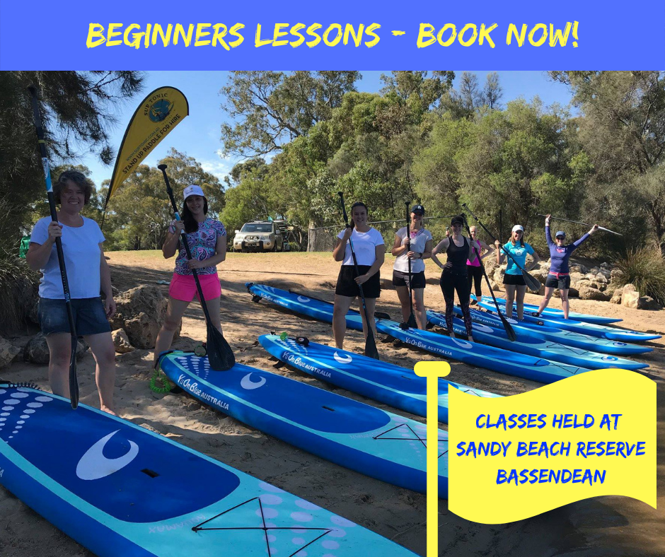 Beginners SUP Classes