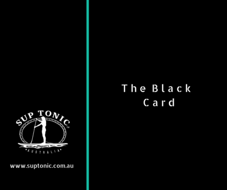 THE BLACK CARD PASS
