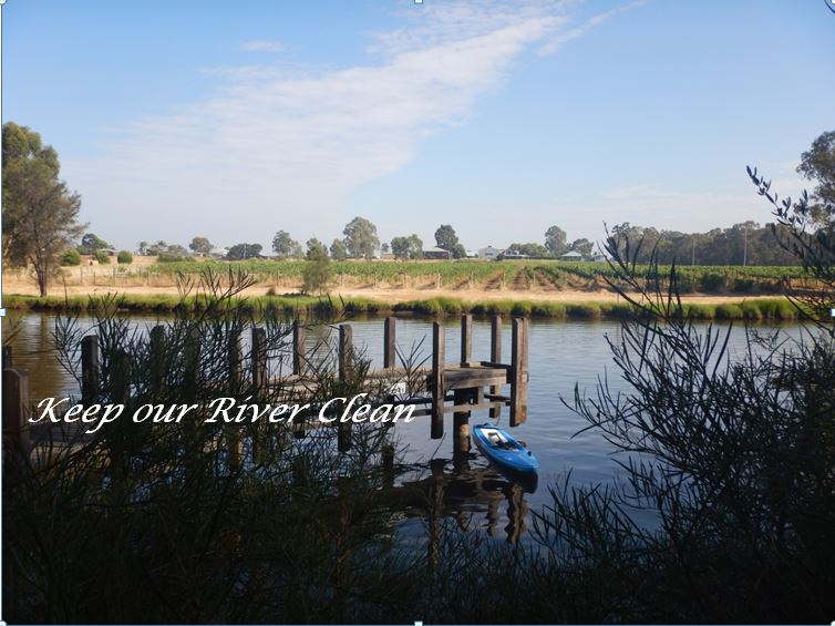 Keep Our River Clean!