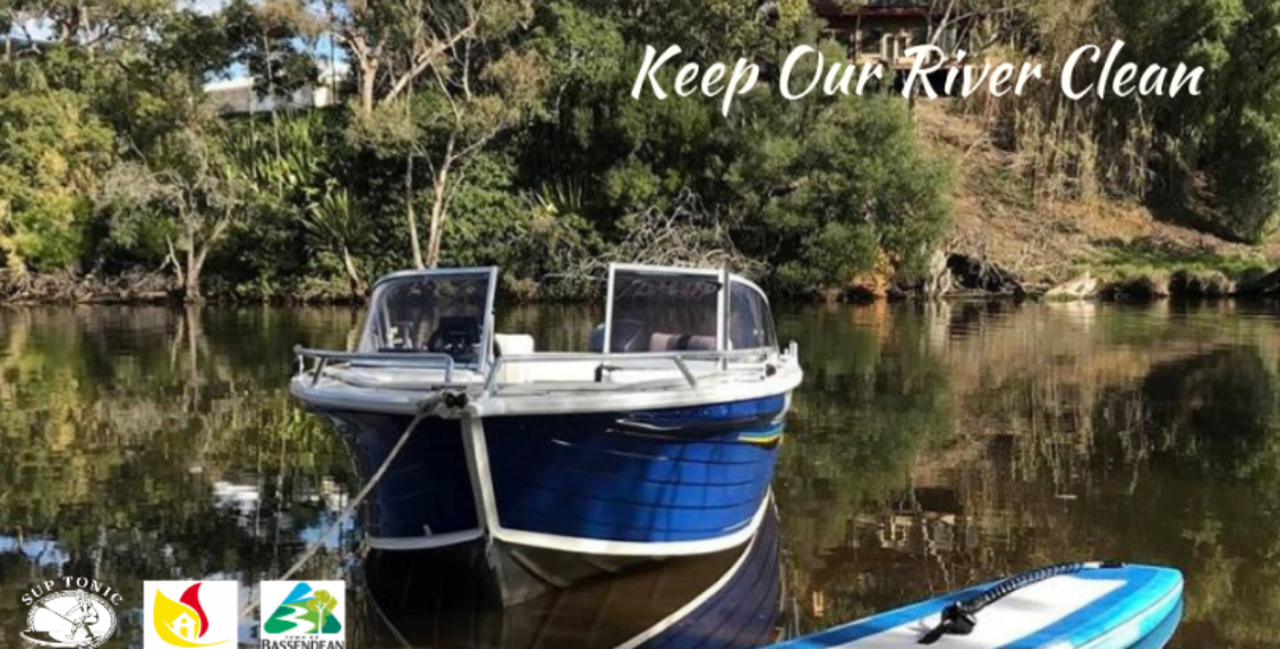 Keep Our River Clean