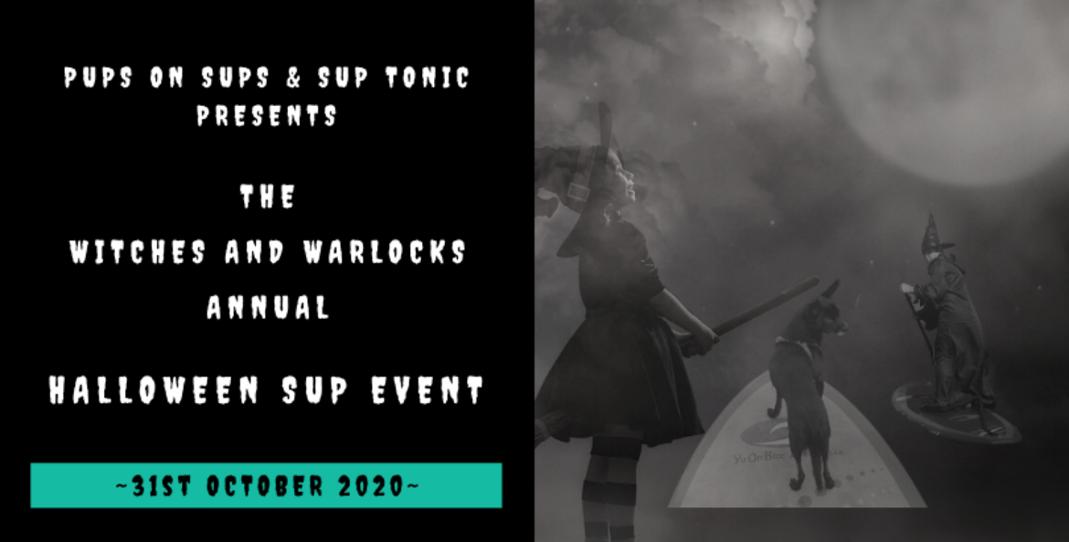 WITCHES AND WARLOCKS HALLOWEEN EVENT