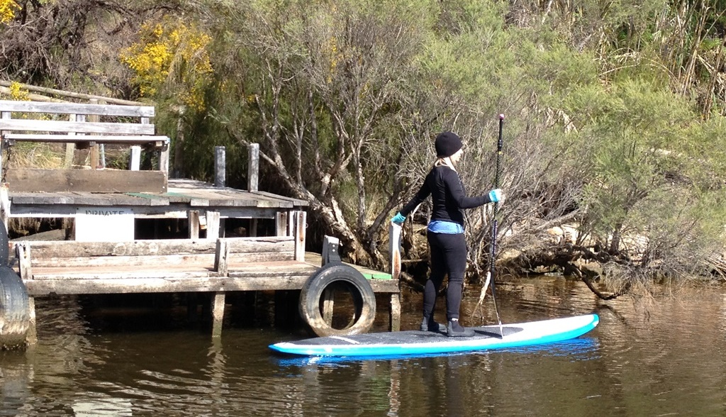 Winter Paddling – What to Wear?