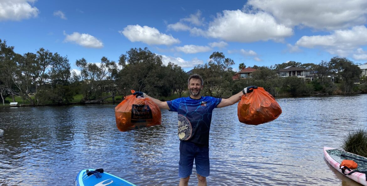 KEEP OUR RIVER CLEAN EVENT
