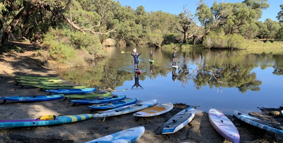 MOORE RIVER SUP CAMP