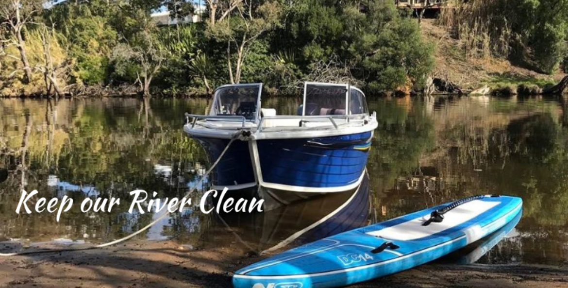 KEEP OUR RIVER CLEAN APRIL 2021
