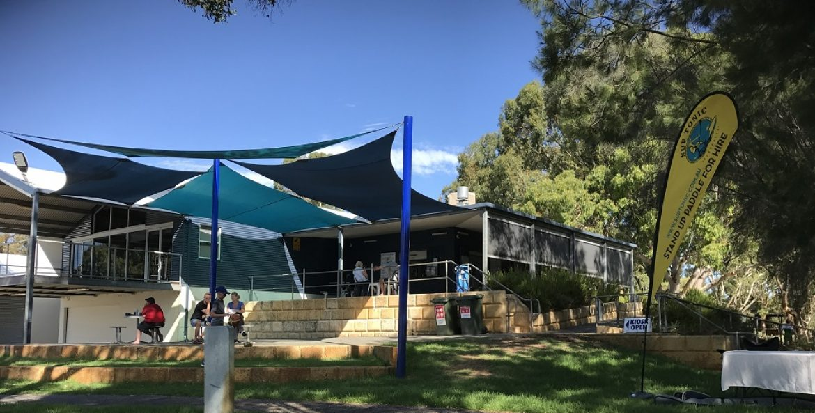 Garvey Park Ascot: The perfect location for Stand up Paddle Boarding!